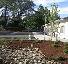URCC Stormwater Retention